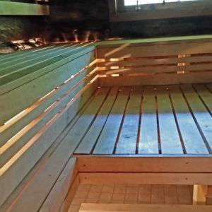 Sieripirtin sauna