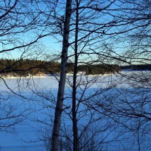 Talvinen Kemijoki